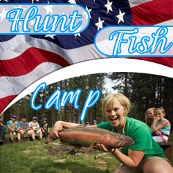 Hunt, Fish, Camp Website