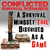 Conflicted Survival Game