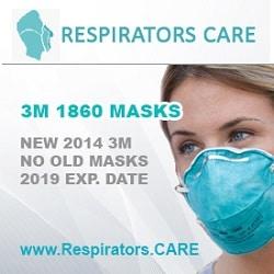 Respirators Care
