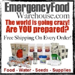 Emergency Food Warehouse