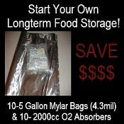 DIY-Food Storage