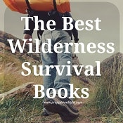 Wilderness Survival Books