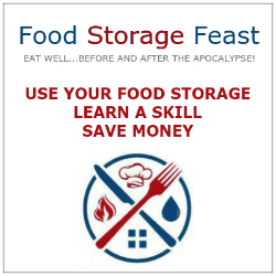 Food Storage Feast