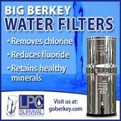 Berkey Light Water Filters