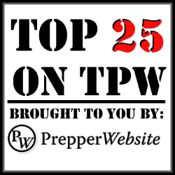 The Top 25 on TPW