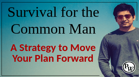 A Plan for Preparedness