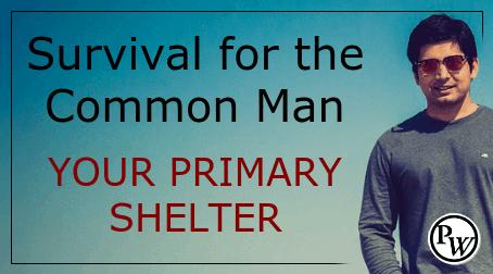 Prepper Shelter