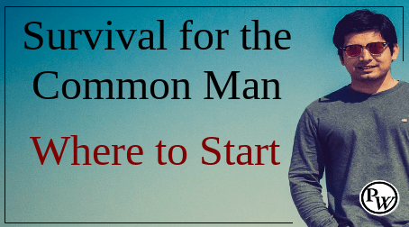 How to get started in preparedness