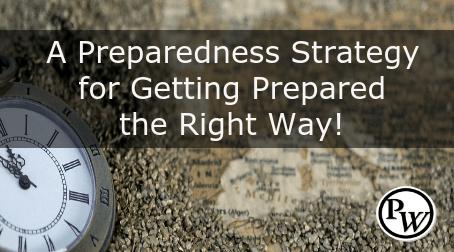Prepper Strategy