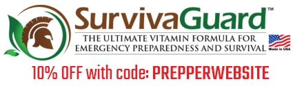 SurvivaGuard Vitamins