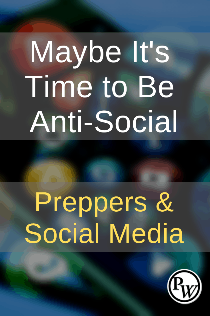 Preppers and Social Media