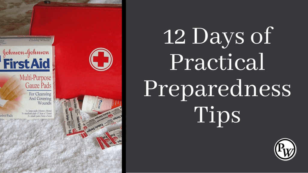 Preparedness Tips