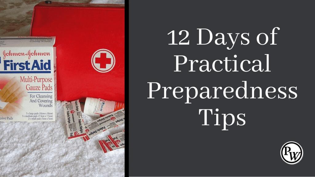 Preparedness Tips