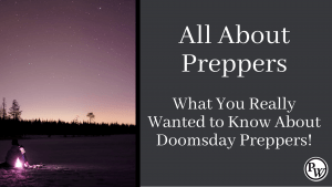 All About Preppers