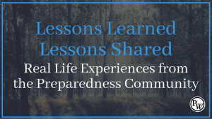 Lessons from the Preparedness Community
